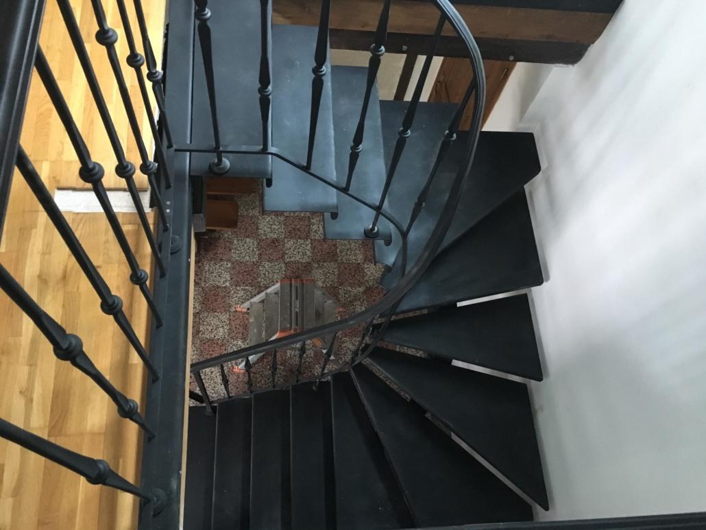 35297253_10155636801001313_4382829347484991488_n-1030x773 Fabrication et pose d'escaliers à Blois Etienne Bouclet