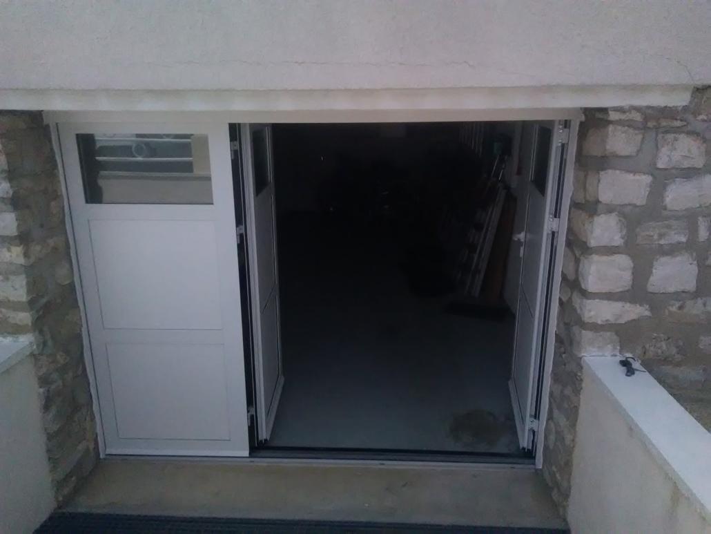 37726466_10214135830602017_8363448030040424448_n-1030x773 Fabrication et pose de portes de garage à Blois Etienne Bouclet