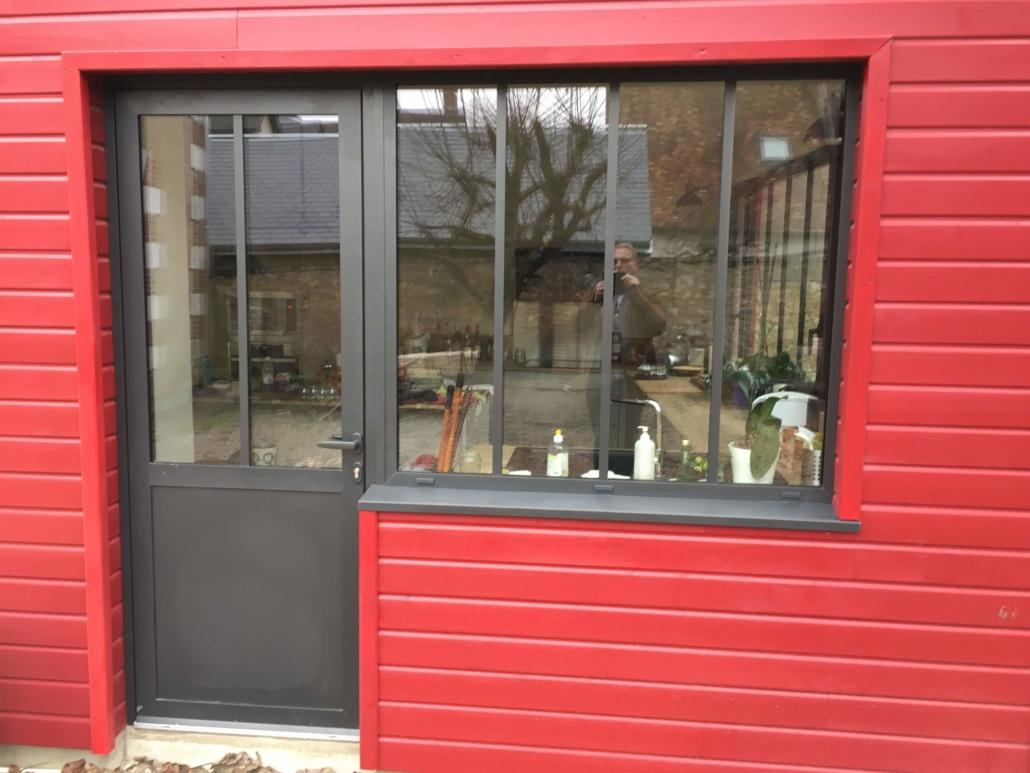 bouclet-menuiseries-aluminium-1030x773 Fabrication et pose de portes d'entrée à Blois Etienne Bouclet
