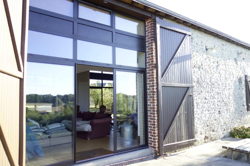 bouclet_12-coulissants-1-1030x687 Fabrication et pose de portes d'entrée à Tours Etienne Bouclet