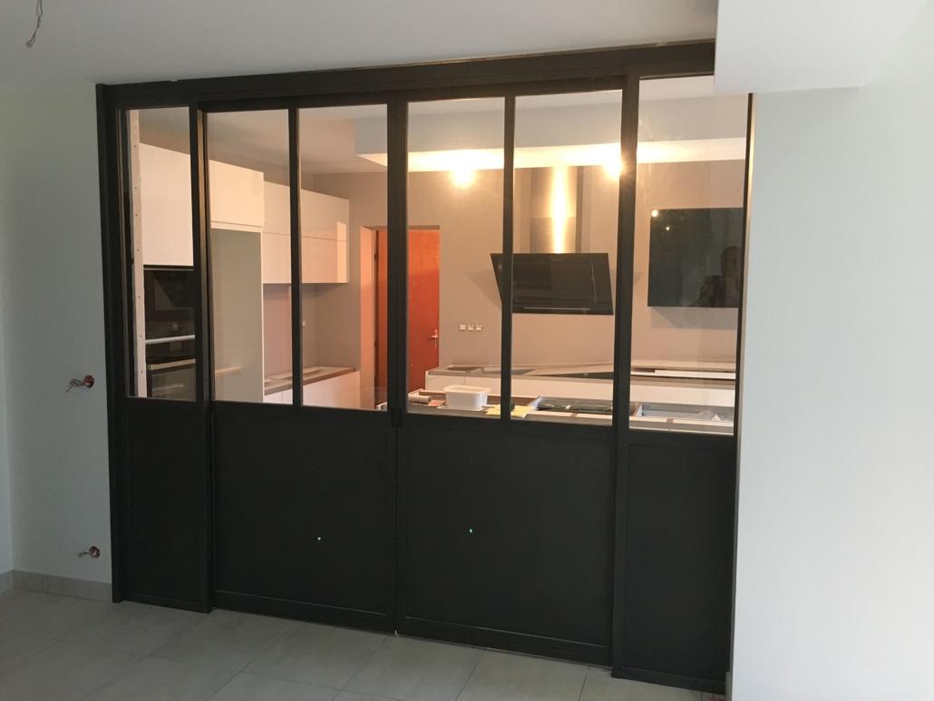 bouclet_22-verrière-coulissante-galandage-1030x773 Pour un appartement Etienne Bouclet