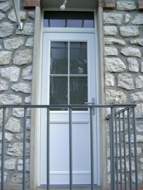 vernin Fabrication et pose de portes d'entrée à Blois Etienne Bouclet